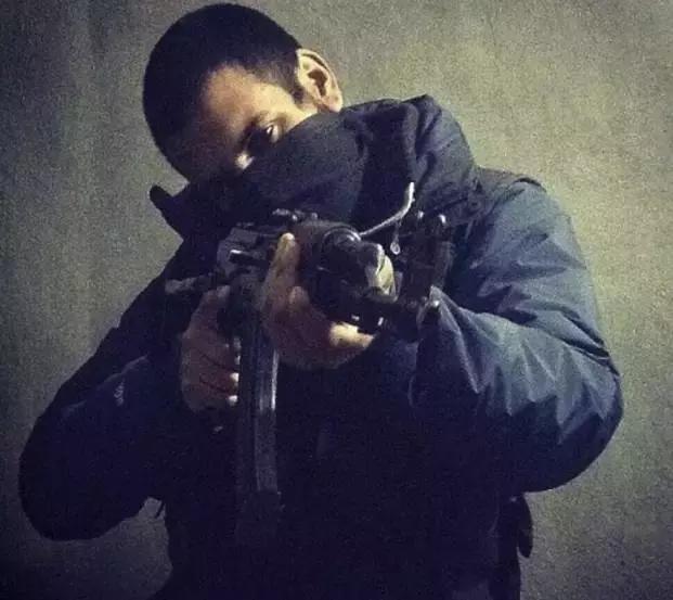 ISIS杀人男童