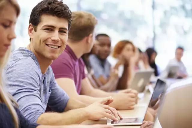 美国帅哥最多的大学