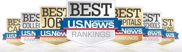 USNews名校排名评定