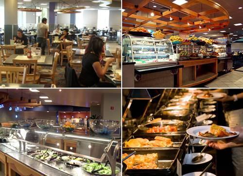 UCLA特色美食店