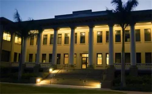 美国大学最美校园