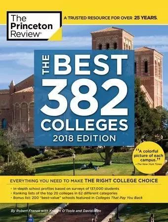 全美最佳大学
