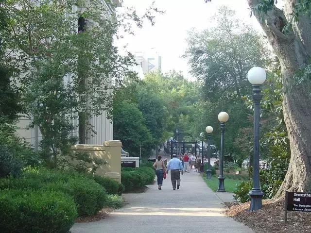 美国佐治亚大学怎么样