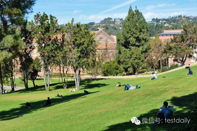 加州大学洛杉矶分校体验