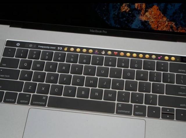 苹果发布MacBook.Pro