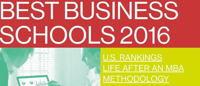 美国MBA项目排名