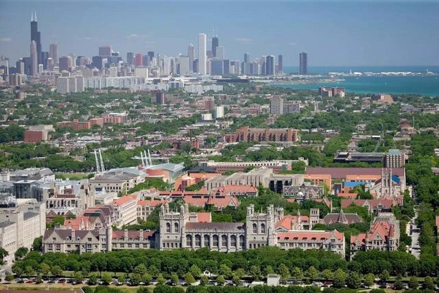 最适合上大学城市