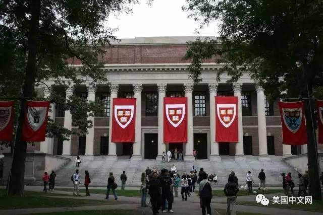 哈佛提前录取放榜