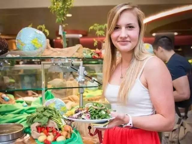 美国大学食堂排名