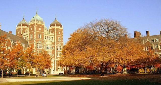 最能喝的美国大学