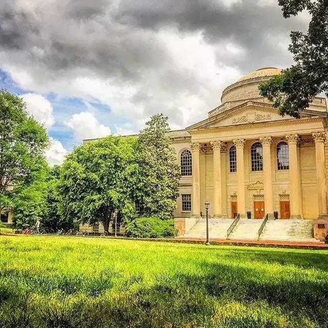 美国公立大学排名前5