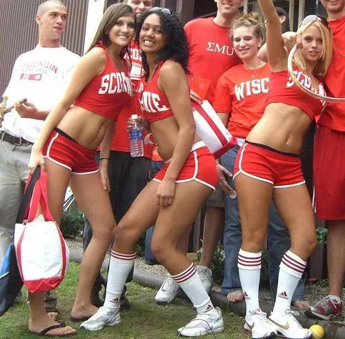 美国大学美女质量排名