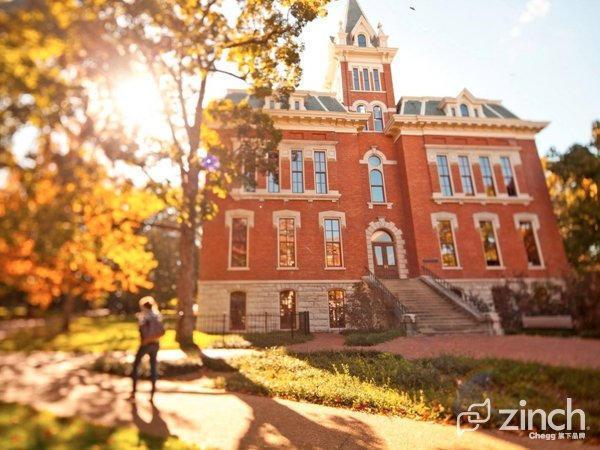 美国最有钱的大学